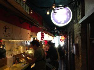 Des lampions, les stands, posters, la reconstitution d'une rue japonaise...
